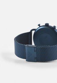 Emporio Armani - Kronografklockor - blue - 1