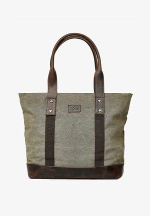 Shopping Bag - oliv
