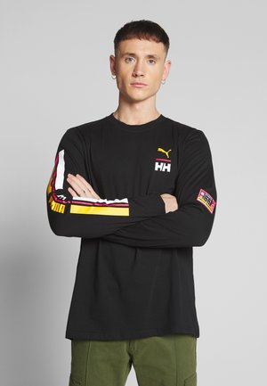 X HELLY HANSEN - Long sleeved top - black