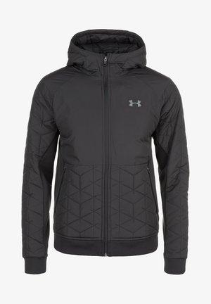 COLDGEAR REACTOR PERFORMANCE HYBRID  - Sports jacket - black