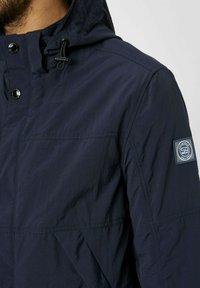 S4 Jackets - Summer jacket - navy - 3