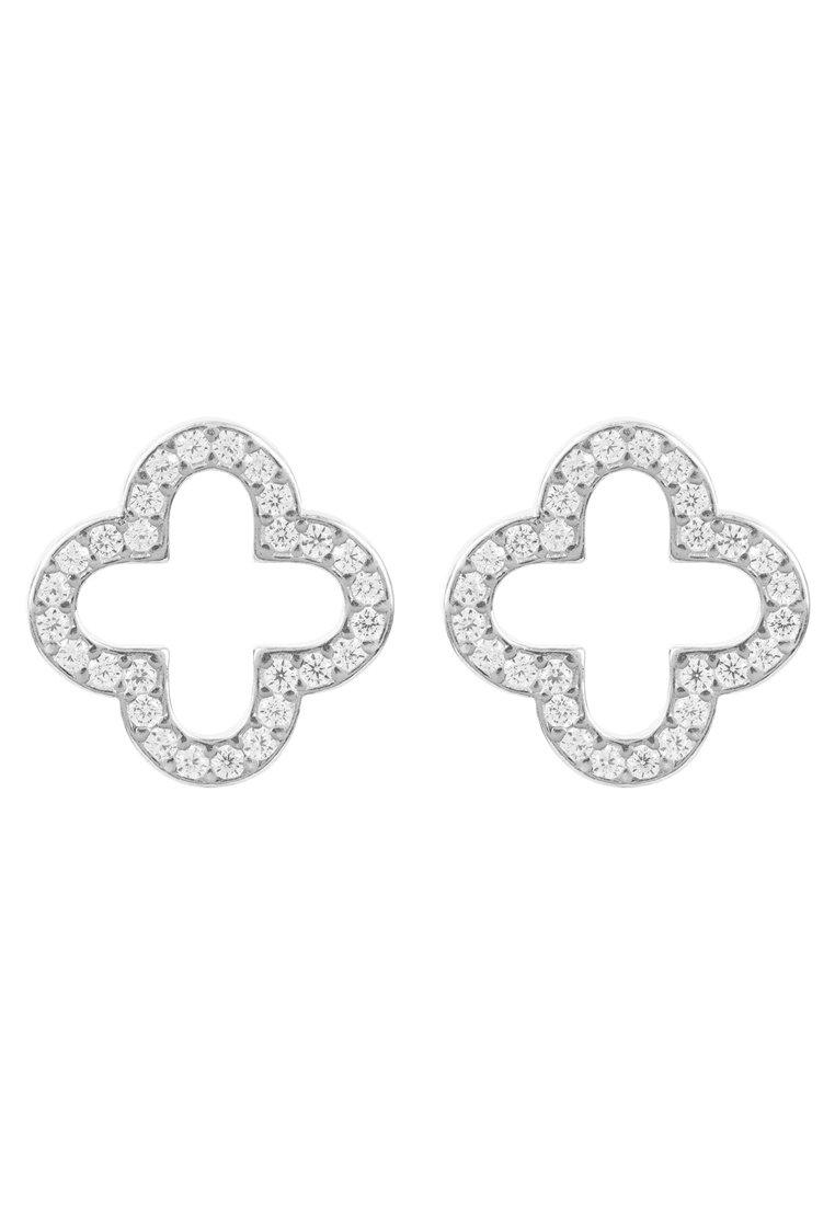 Latelita Ohrringe - Silver-coloured/silber