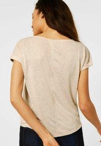 Street One - Print T-shirt - braun - 1