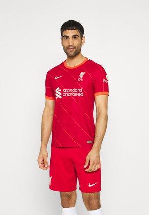 LIVERPOOL FC MNK DFADV MTCH JSY SS HM - Squadra - gym red/bright crimson/fossil