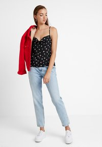 Fashion Union - COWLA - Top - black - 1