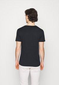 Replay - Print T-shirt - dark blue - 2