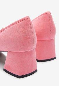 Next - BLOCK COURT - Escarpins - pink - 4