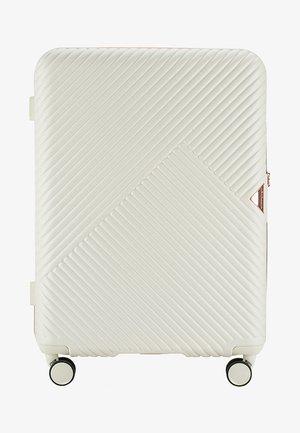 STYLE - Wheeled suitcase - white