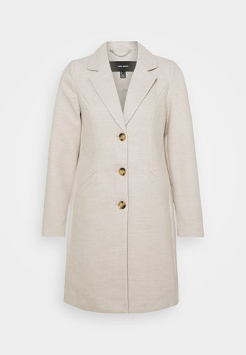VMCALACINDY - Klasyczny płaszcz - birch/melange