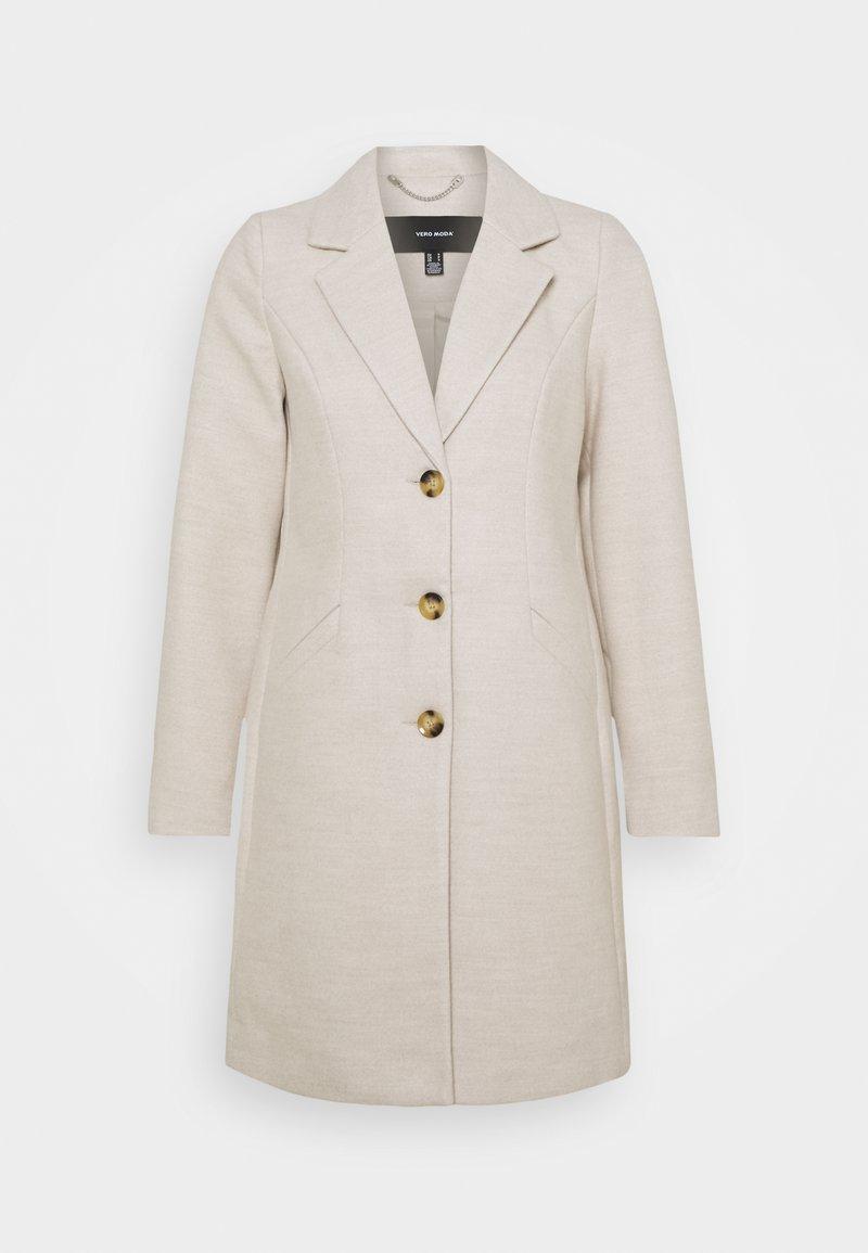 Vero Moda - VMCALACINDY - Classic coat - birch/melange