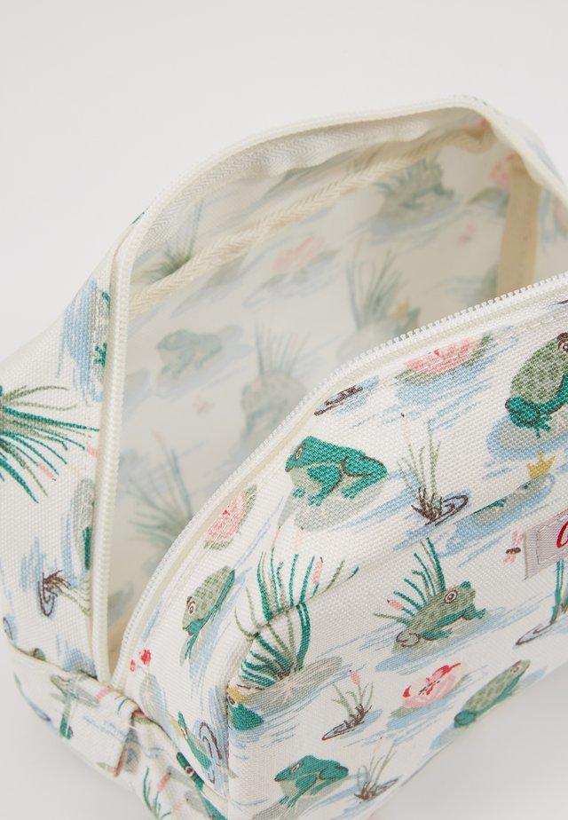BOX COSMETIC BAG - Toilettas - warm cream