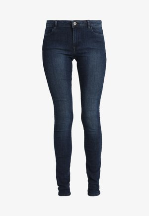 Jeggings - blue dark wash