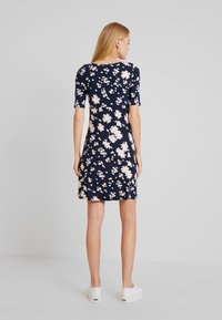 TOM TAILOR - DRESS BASIC - Day dress - navy - 2
