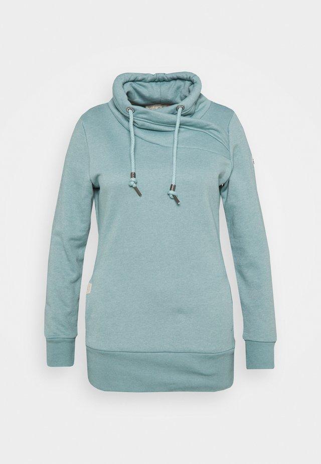 NESKA - Sweatshirt - arctic blue