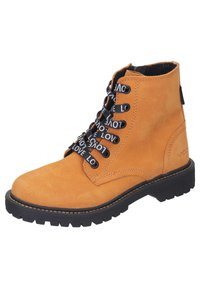 Vado - Lace-up ankle boots - orange - 1