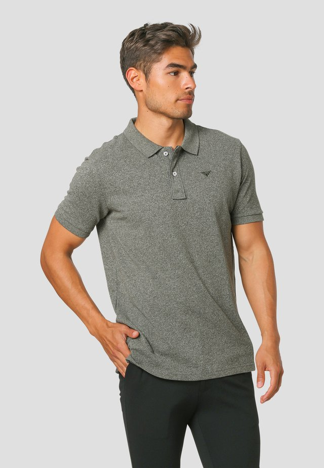GARNER - Poloshirts - burnt olive mix