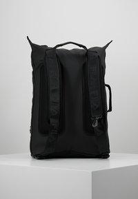 Fila - BACKPACK - Batoh - black - 2