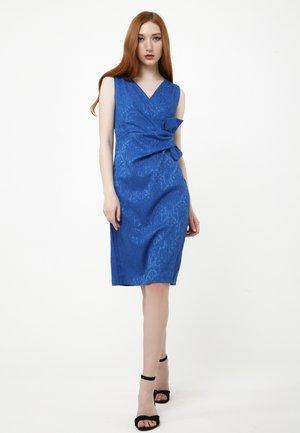 MARSIA - Korte jurk - blau