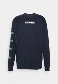 Lacoste - Long sleeved top - marine - 4
