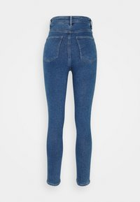 Cotton On - ULTRA HIGH SUPER STRETCH - Jeans Skinny Fit - coogee blue - 6