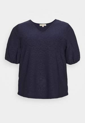 Basic T-shirt - true navy