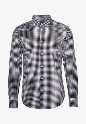 CHECK SHIRT - Chemise - black/white