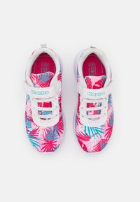 Kappa - UNISEX - Zapatillas de entrenamiento - white/pink - 3