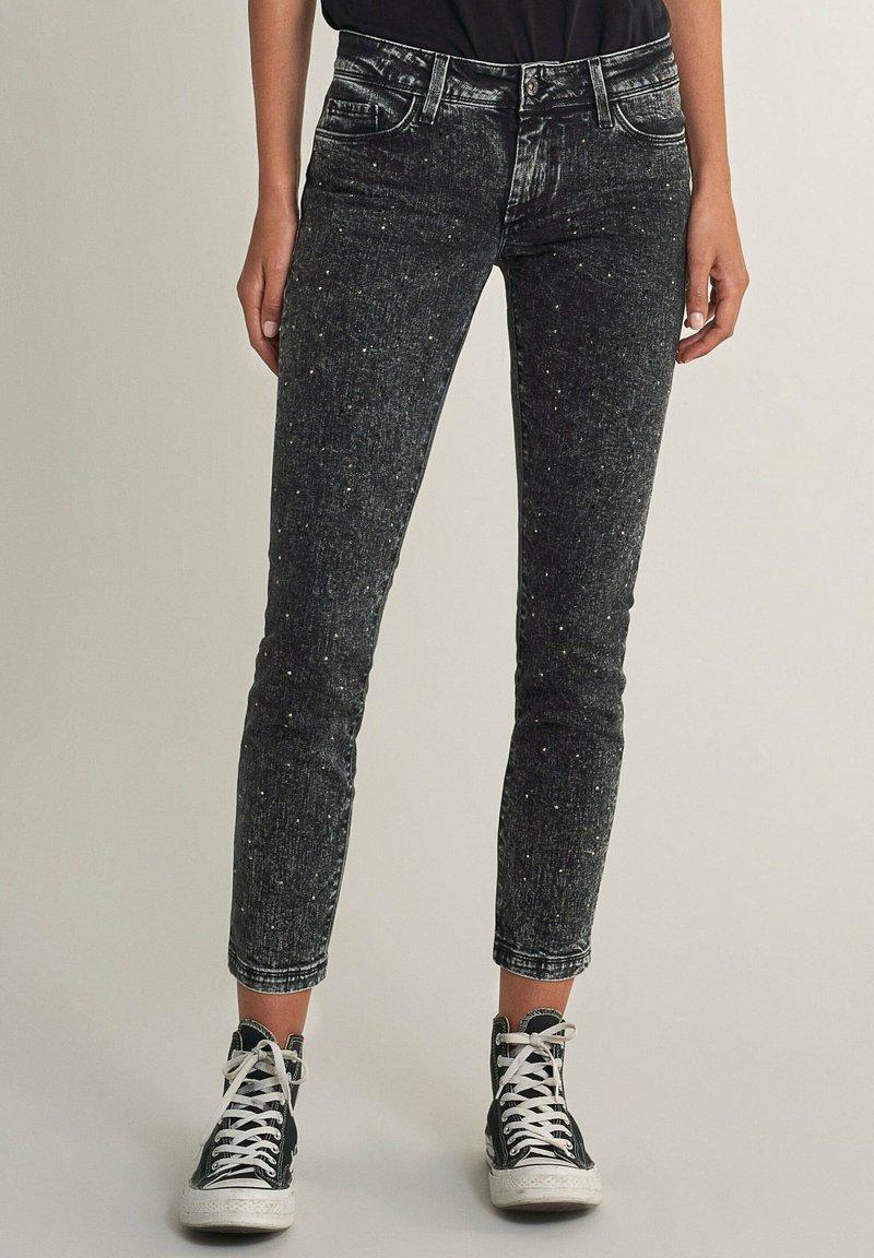 Salsa - Slim fit jeans - schwarz