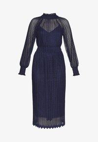 TFNC Tall - WHISPER MIDI - Cocktail dress / Party dress - navy - 4