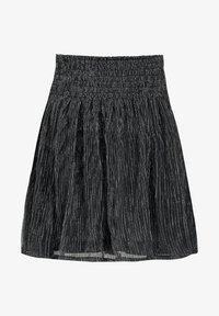 WE Fashion - A-line skirt - black - 2
