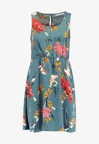 ONLELEONORA DRESS - Day dress - balsam green