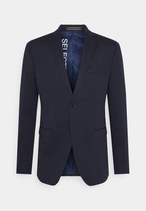 SLIM JIM FLEX - Suit jacket - navy blazer