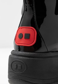 Coolway - RUIAN - Platform ankle boots - black - 2