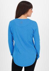 alife & kickin - Long sleeved top - cobalt - 2