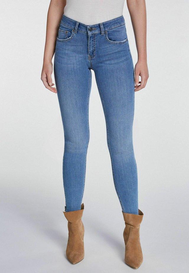Jeans Skinny Fit - darkblue denim