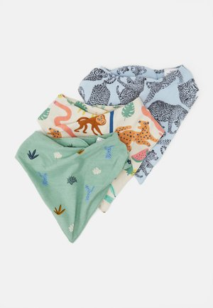 BANDANA BIB 3 PACK UNISEX - Huivi - multicoloured