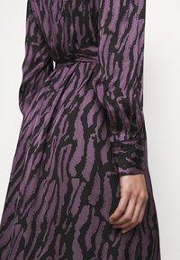 Bruuns Bazaar - ZEBRA TREE AYAN DRESS - Day dress - purple - 5