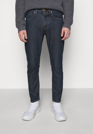 COOPER - Jeans Tapered Fit - darb blue