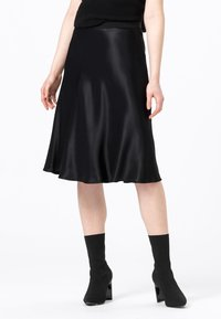 HALLHUBER - A-line skirt - schwarz - 0