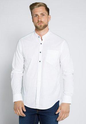 Overhemd - schneeweiß