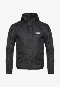 The North Face - SEASONAL MOUNTAIN  - Cortaviento - black/white - 3