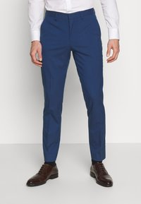 Selected Homme - SLHSLIM MYLOLOGAN SUIT - Kostuum - blue - 4