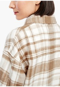 s.Oliver - Light jacket - offwhite check - 5