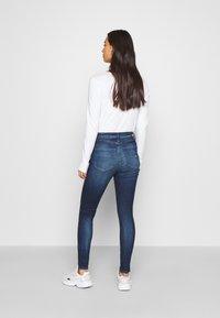 Tommy Jeans - SYLVIA SUPER SKNY - Jeans Skinny Fit - dynamic mira dark blue - 2