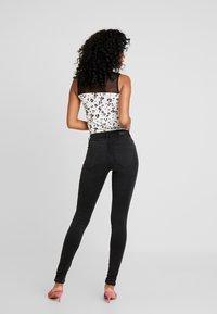 ONLY - ONLROYAL  - Jeans Skinny Fit - black denim - 2