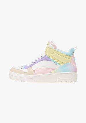 MIT FARBLICH ABGESETZTEN ELEMENTEN  - Sneakers hoog - multi coloured