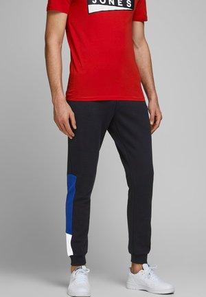 SWEATHOSE KLASSISCHE - Spodnie treningowe - black