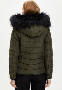 DeFacto - Winter jacket - khaki - 1