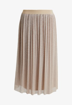 CLEO SKIRT - A-snit nederdel/ A-formede nederdele - golden glam