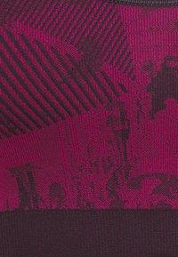 adidas Performance - BRA - Urheiluliivit: keskitason tuki - purple - 3